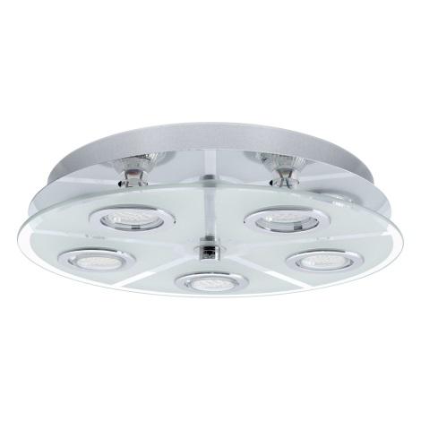 EGLO 30933 - LED Stropní svítidlo CABO 5xGU10/LED/3W