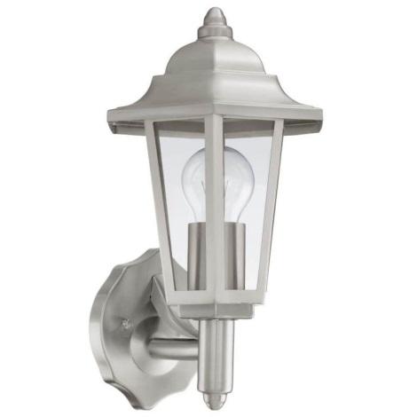 EGLO 30978 - Venkovní nástěnné svítidlo CERVA 1xE27/60W