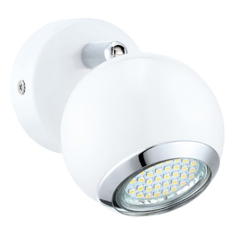 EGLO 31001 - LED Bodové svítidlo BIMEDA 1xGU10/3W LED