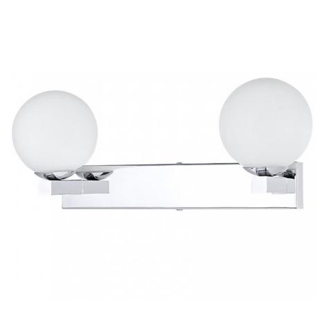 EGLO 31018 - Nástěnné koupelnové svítidlo NINA 2xG9/33W
