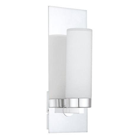 Eglo 31019 - Koupelnové nástěnné svítidlo PERLA 1xE14/14W/230V
