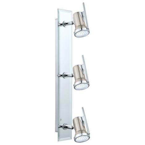 Eglo 31266 - LED koupelnové svítidlo TAMARA 1 3xGU10-LED/2,5W/230V