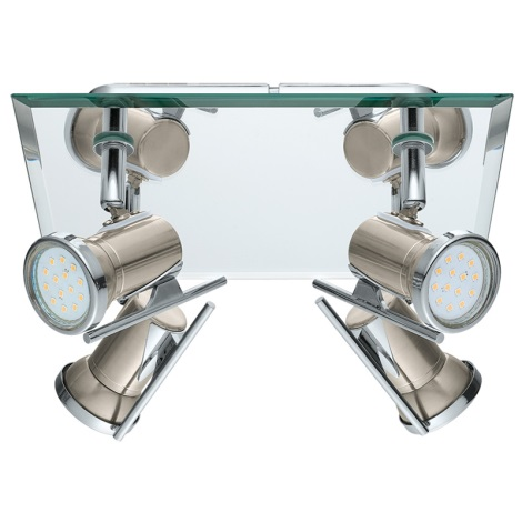 Eglo 31267 - LED koupelnové svítidlo TAMARA 1 4xGU10-LED/2,5W/230V