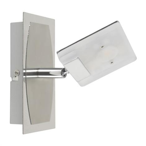 Eglo 31368 - LED nástěnné svítidlo PIKARA 1xLED/4,5W/230V