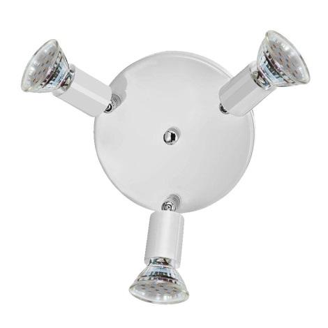 Eglo 31416 - LED bodové svítidlo RONDELL 3xGU10/50W/230V
