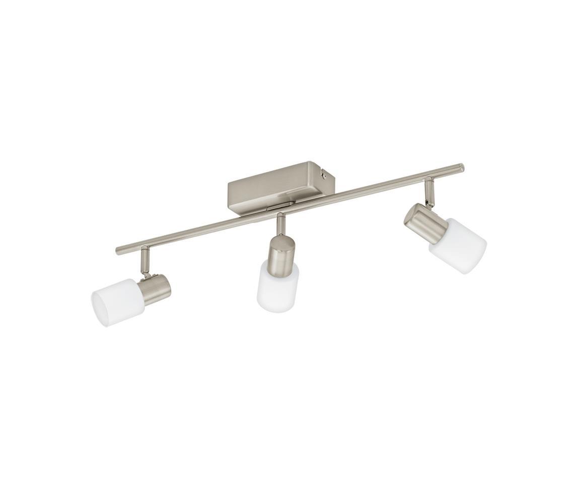 Eglo 31477 - LED bodové svítidlo TABERNO 3xLED/5W/230V EG31477