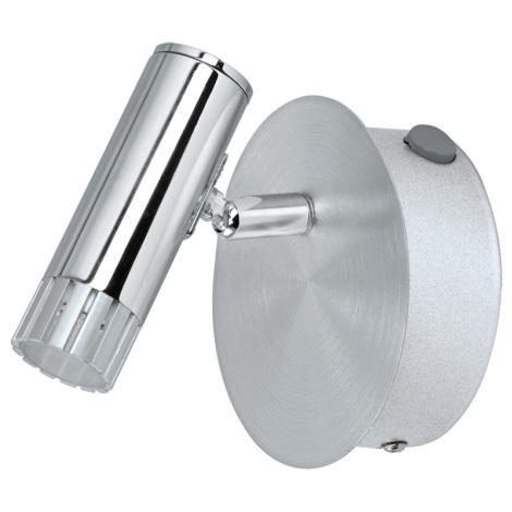 Eglo 31485 - LED bodové svítidlo LIANELLO 1 1xLED/5W/230V
