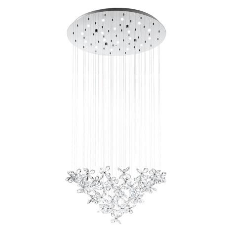 Eglo 31491 - LED stropní svítidlo SARACENO 18xLED/2,4W/230V