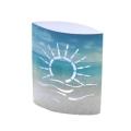 Eglo 31541 - LED stolní lampa 3xAG13 modrá