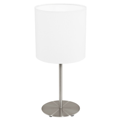 Eglo 31594 - Stolní lampa  PASTERI 1xE27/60W/230V