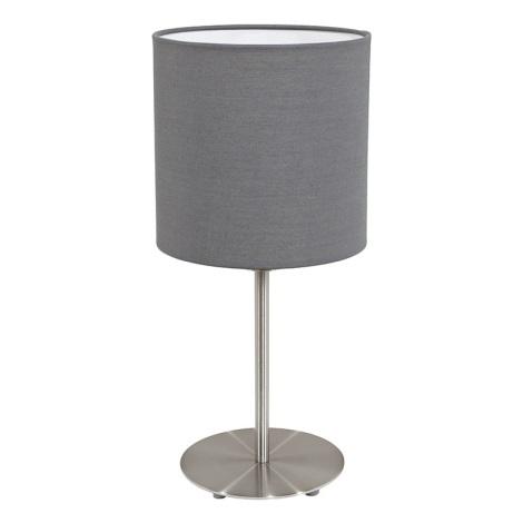 Eglo 31596 - Stolní lampa  PASTERI 1xE27/60W/230V