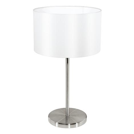 Eglo 31626 - Stolní lampa  MASERLO 1xE27/60W/230V