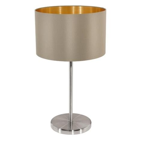 Eglo 31629 - Stolní lampa MASERLO 1xE27/60W/230V