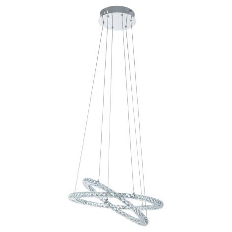 Eglo 31667 - LED závěsné svítidlo VARRAZO LED/29,6W/230V