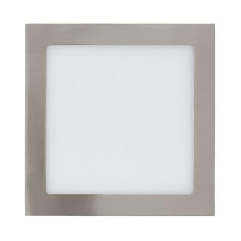 Eglo 31678 - Podhledové svítidlo FUEVA 1 1xLED/18W/230V