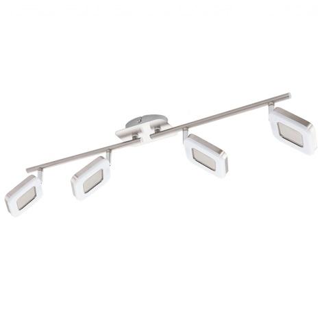 Eglo 32031 - LED bodové svítidlo TORRETTA 1 4xLED/3,8W/230V
