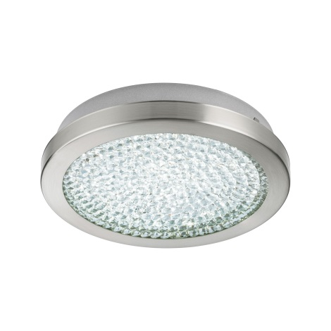Eglo 32046 - LED Křišťálové stropní svítidlo AREZZO 2 LED/17,92W/230V