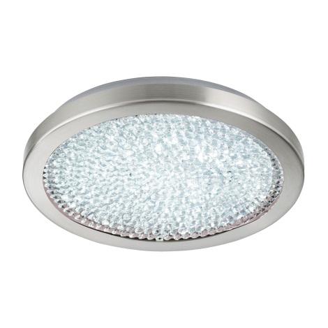 Eglo 32047 - LED Křišťálové stropní svítidlo AREZZO 2 LED/17,92W/230V