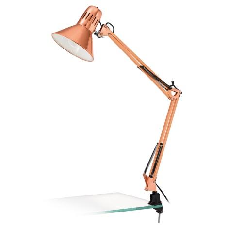 Eglo 32091 - Stolní lampa FIRMO 1xE27/40W/230V