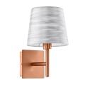 Eglo 32113 - Nástěnné svítidlo FONSEA 1 1xE14/60W/230V