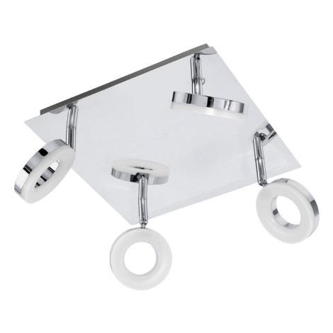 Eglo 32695 - LED Koupelnové bodové svítidlo GONARO 4xLED/3,8W/230V IP44
