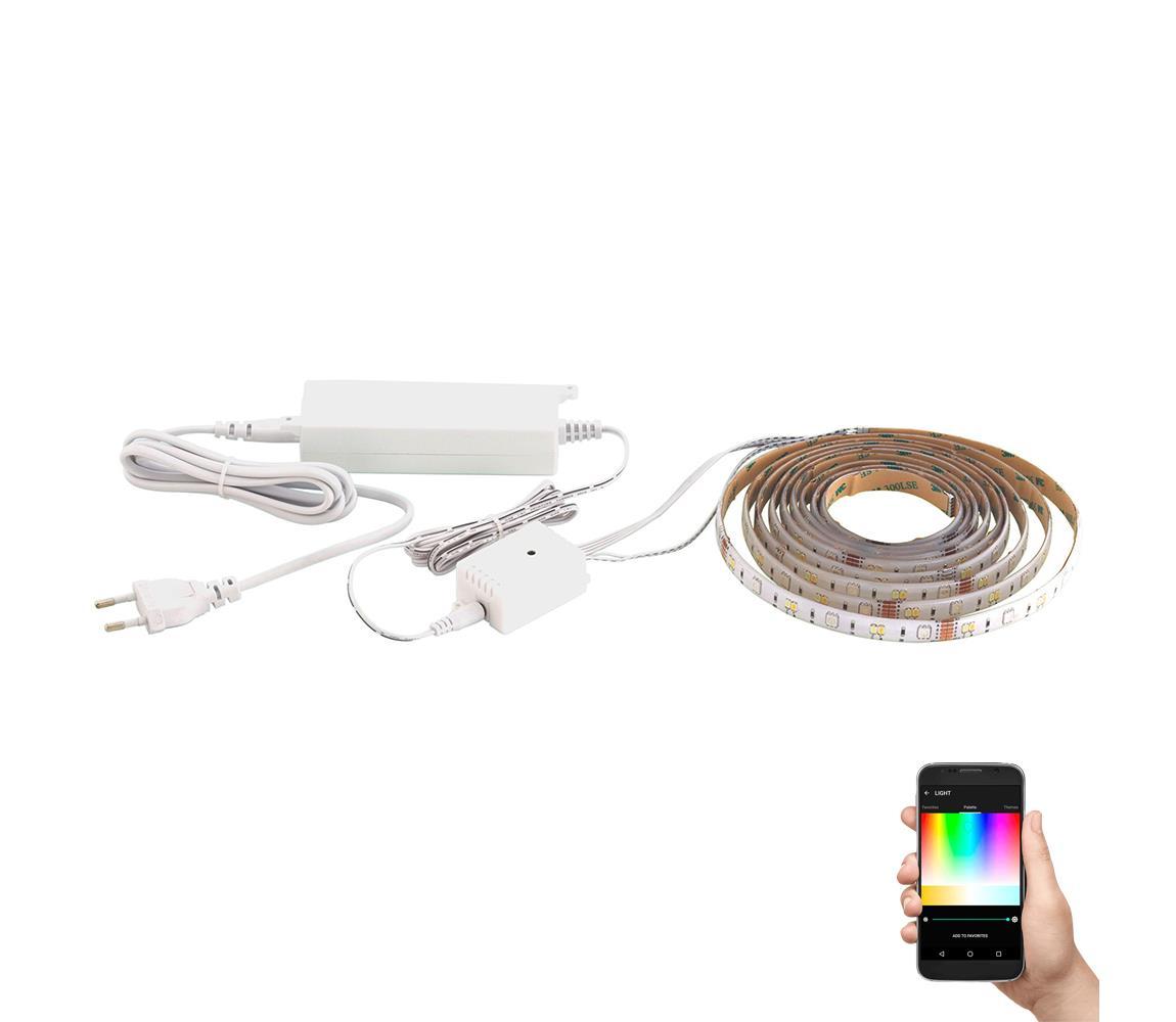 Eglo 32733 - LED pásek 5m STRIPE-C LED-RGB/19W/230V EG32733