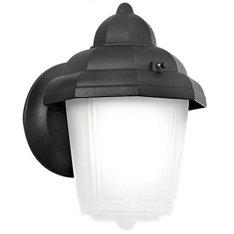 EGLO 3376 - Venkovní nástěnné svítidlo LATERNA 7 1xE27/60W/230V černá