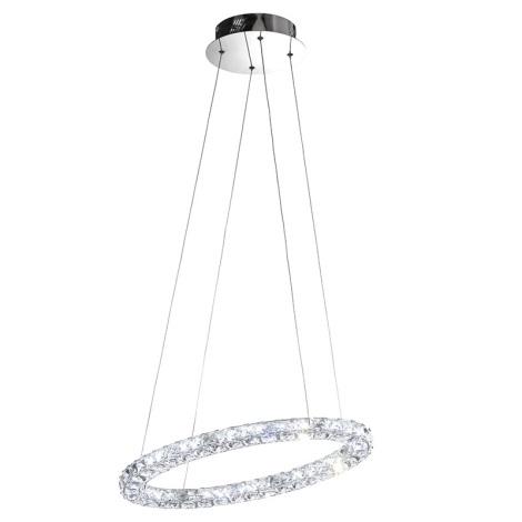 Eglo 39001 - LED závěsné svítidlo TONERIA 48xLED/0,5W/230V