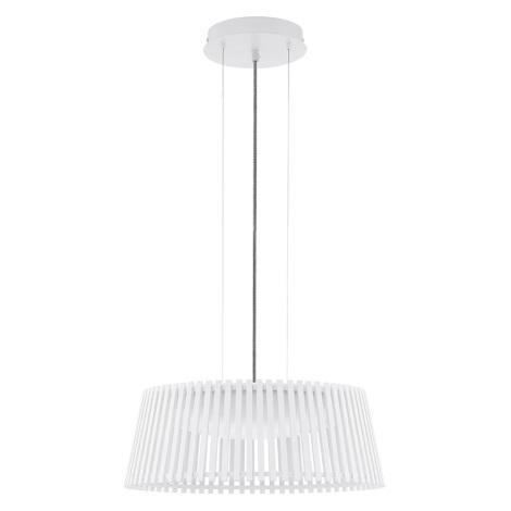 Eglo 39017 - LED závěsné svítidlo ROVERATO LED/18W/230V