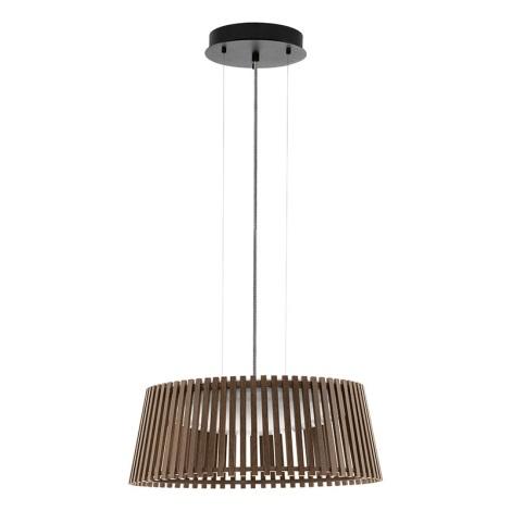 Eglo 39018 - LED závěsné svítidlo ROVERATO LED/18W/230V