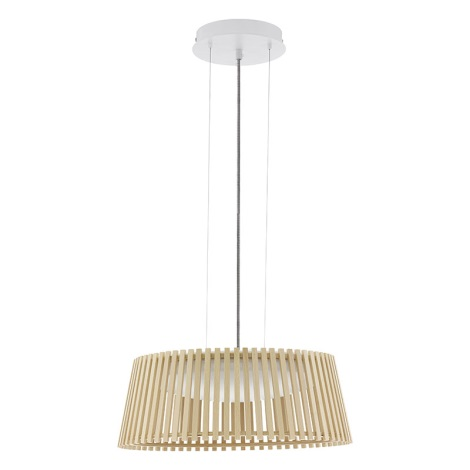 Eglo 39019 - LED závěsné svítidlo ROVERATO LED/18W/230V