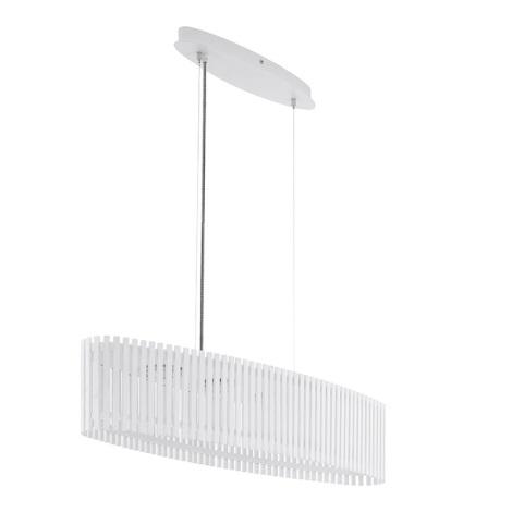 Eglo 39021 - LED závěsné svítidlo ROVERATO 4xGX53/7W/230V