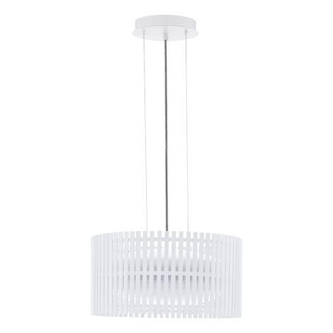 Eglo 39024 - LED závěsné svítidlo ROVERATO 2xLED/18W/230V