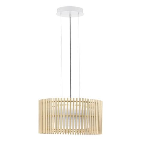 Eglo 39026 - LED závěsné svítidlo ROVERATO 2xLED/18W/230V