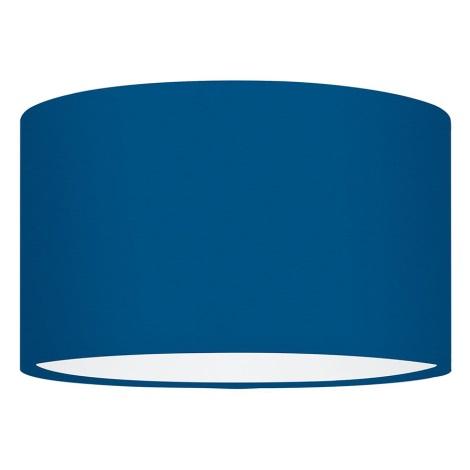 Eglo 39367 - Stínidlo NADINA 1 E27 pr. 38 cm modrá