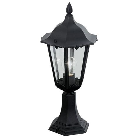 EGLO 4198 - Venkovní lampička OUTDOOR 1xE27/100W černá