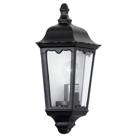EGLO 4201 - Venkovní nástěnné svítidlo OUTDOOR 1xE27/100W černá