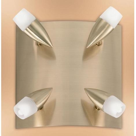 EGLO 45775 - Bodové svítidlo NANDO 3 4xG9/40W