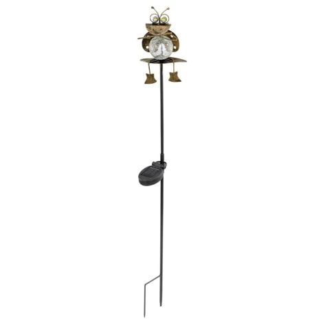 EGLO 47318 - Solární lampa brouk bronz