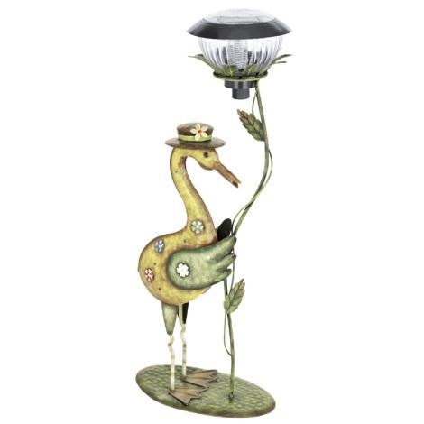 EGLO 47722 - Solární lampa Husa