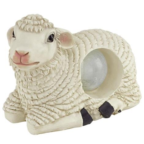 EGLO 47856 - Solární svítidlo 1xLED/0,06W ovce