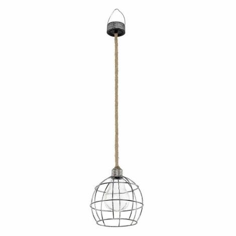 Eglo 48678 - LED Solární lampa SOLAR 3xLED/0,06W/1,2V IP44