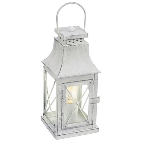 Eglo 49294 - Stolní lampa LISBURN 1xE27/60W/230V