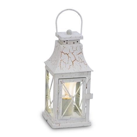 Eglo 49295 - Stolní lampa LISBURN 1xE27/60W/230V