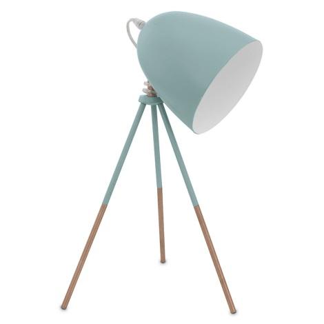 Eglo 49337 - Stolní lampa DUNDEE 1xE27/60W/230V