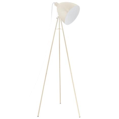 Eglo 49338 - Stojací lampa DUNDEE 1xE27/60W/230V