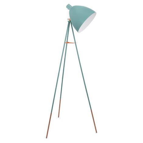 Eglo 49342 - Stojací lampa DUNDEE 1xE27/60W/230V