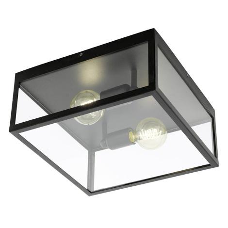 Eglo 49392 - Stropní svítidlo CHARTERHOUSE 2xE27/60W/230V