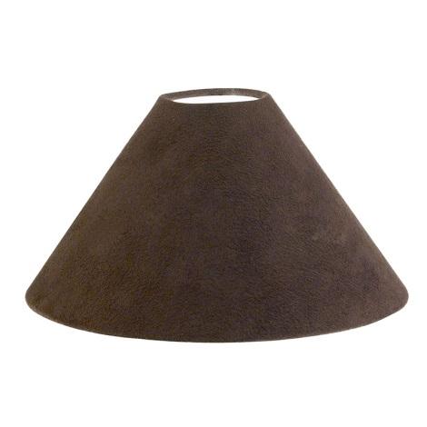 Eglo 49408 - Stínidlo VINTAGE tm.hnědá E14 pr. 21 cm