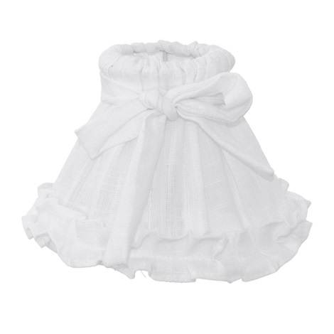 Eglo 49441 - Stínidlo VINTAGE  bílá mašle